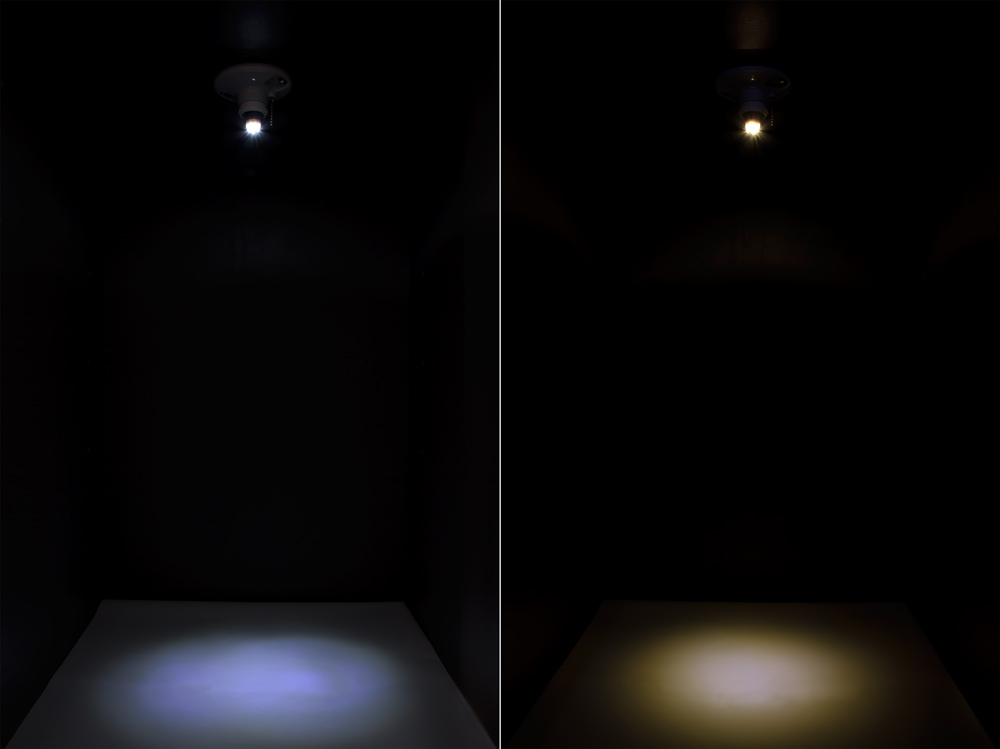 Cool Blue Light Bulbs: Cool White and Warm White,Lighting