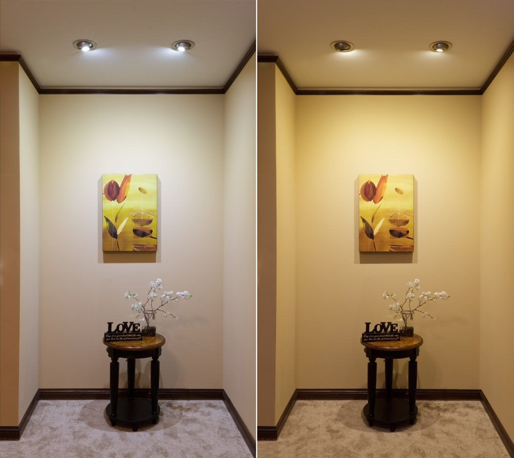 Luxury Map Lights LED Vs Halogen Because Of The Type Of LED Bulb I Used
