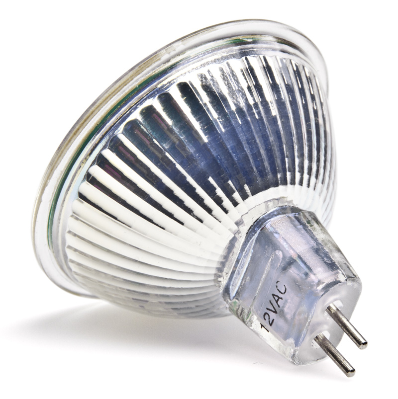 Mr16 Led Bulbs: MR16 Bulbs With 12-3mm LEDs