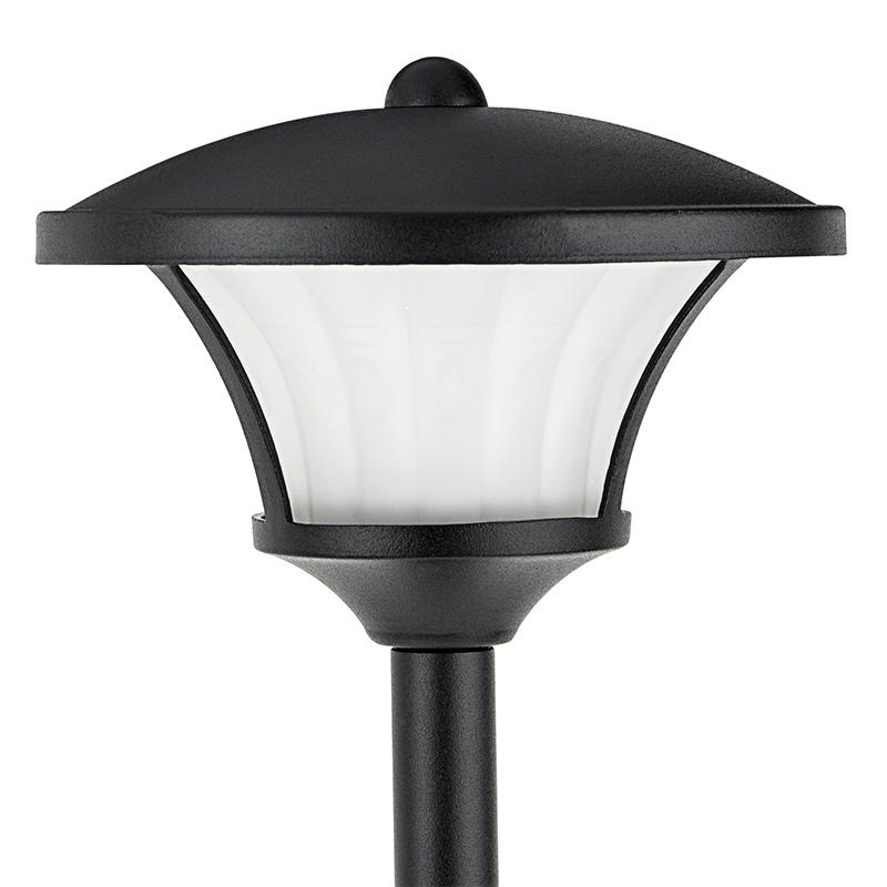 Led landscape path lights single tier 4 watt for Best led landscape lights