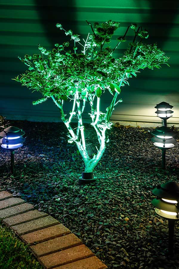 8 led malibu landscape light bulb miniature wedge retrofit 39