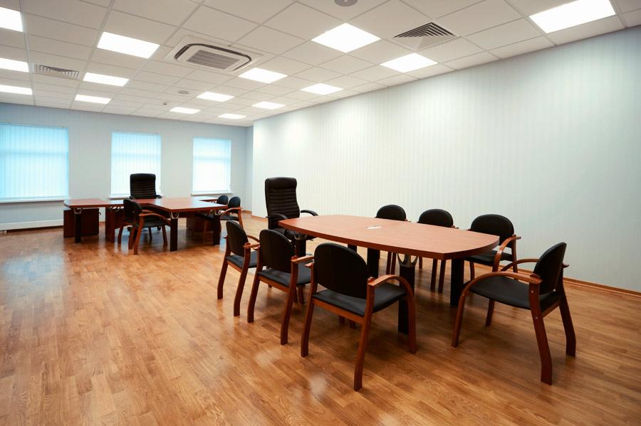 Warm Lighting Be Used In Meeting Room