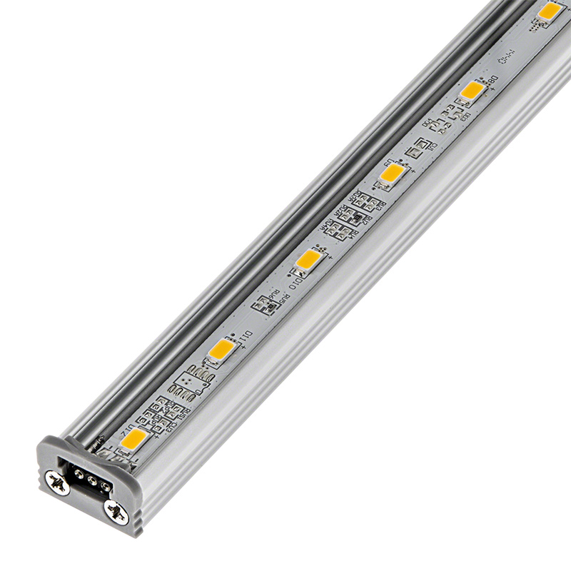 Led linear light bar fixture rigid led linear light bars for Bar fixtures