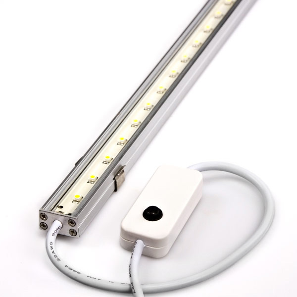 Led Light Fixture With Switch: High Power LED Light Fixture With Switch
