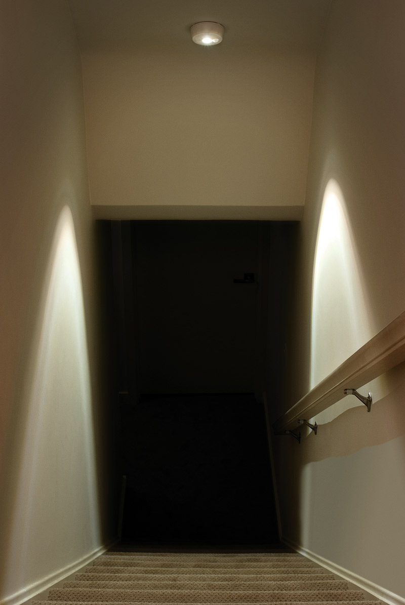 Wireless Motion Sensor Led Ceiling Light By Mr Beams