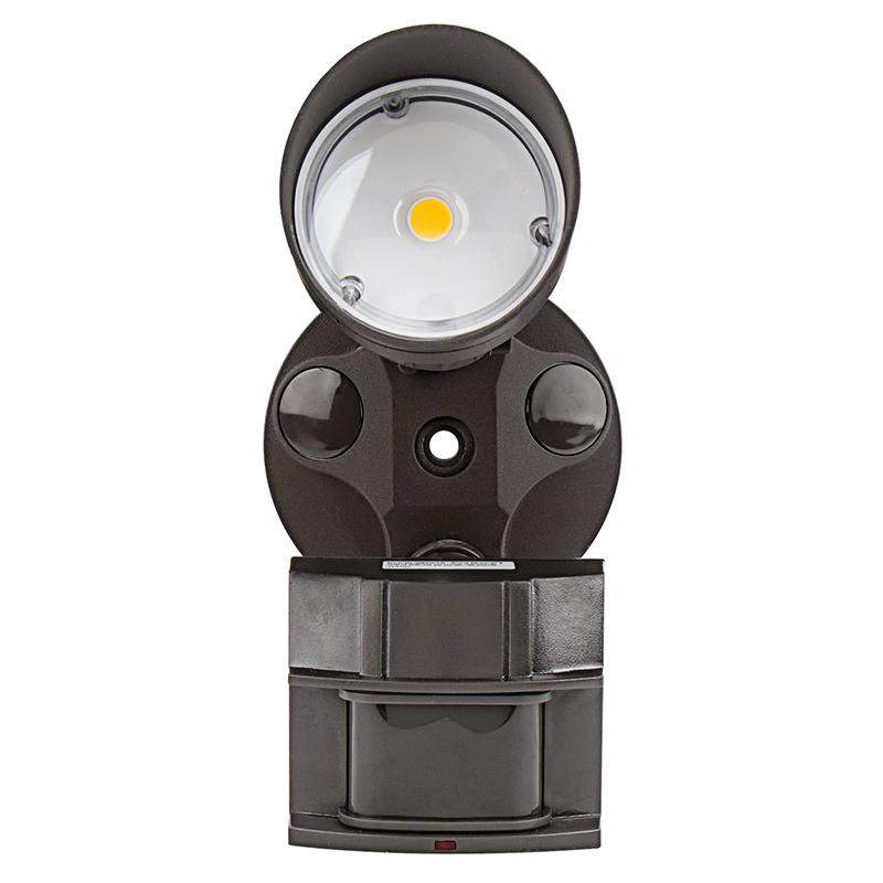 Motion Sensor For Garage Lights: Single Head Security Light