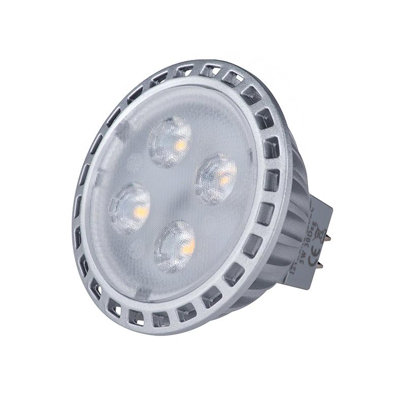 Mr16 Led Wattage: LED MR16 Bulb - 4 Watt