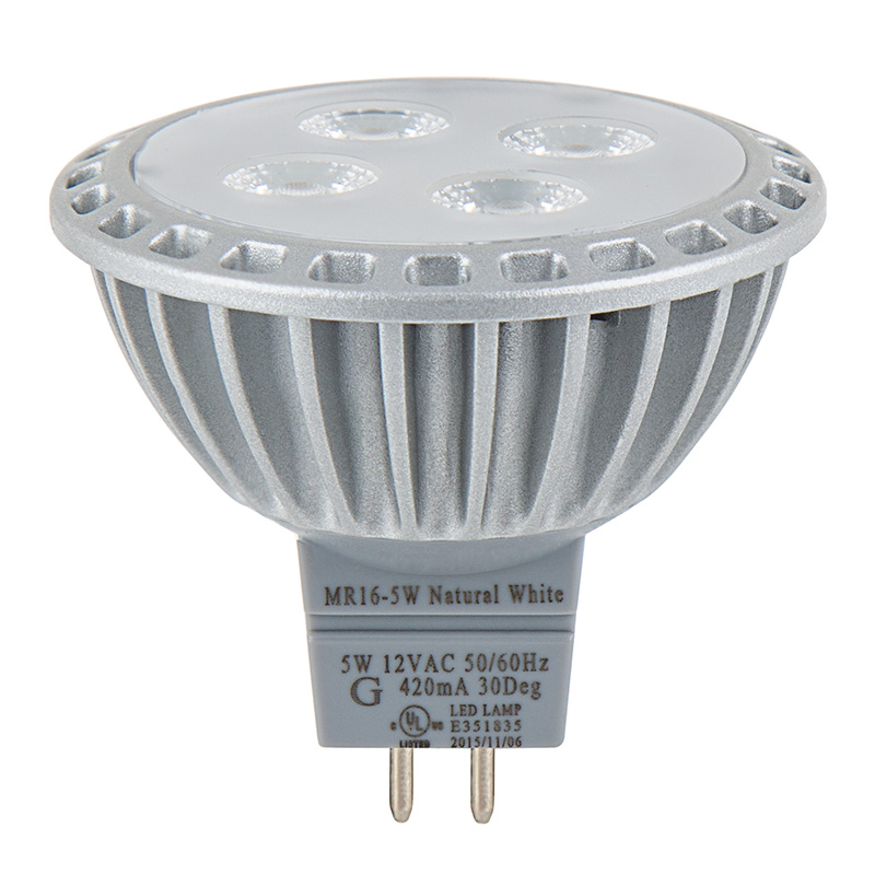 Led Spotlight Light Bulbs: Bi-Pin LED Spotlight