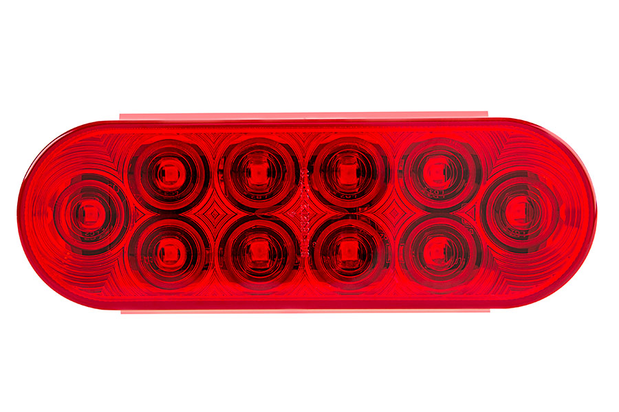 Pt Hs Series Oval Truck Light With Hard Shell Connector