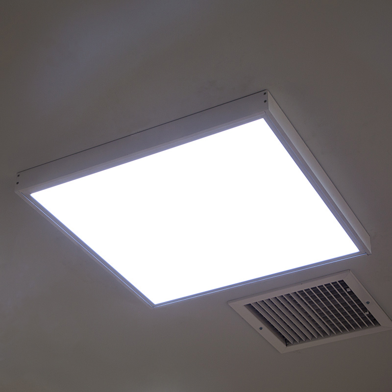 Led panel light 2x2 36w even glow light fixture led panel led panel light ceiling frame kit mozeypictures Choice Image