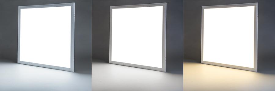 led panel light fixture 44w 2ft x 2ft 3 300 lumens. Black Bedroom Furniture Sets. Home Design Ideas
