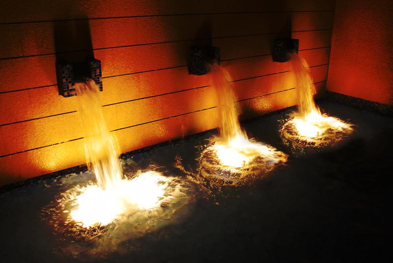 led pond light fountain light 9 watt led landscape lighting