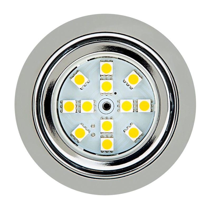 Recessed Light Fixture - 12 LED - 20 Watt Equivalent : Recessed u0026 Puck Lights : Super Bright LEDs