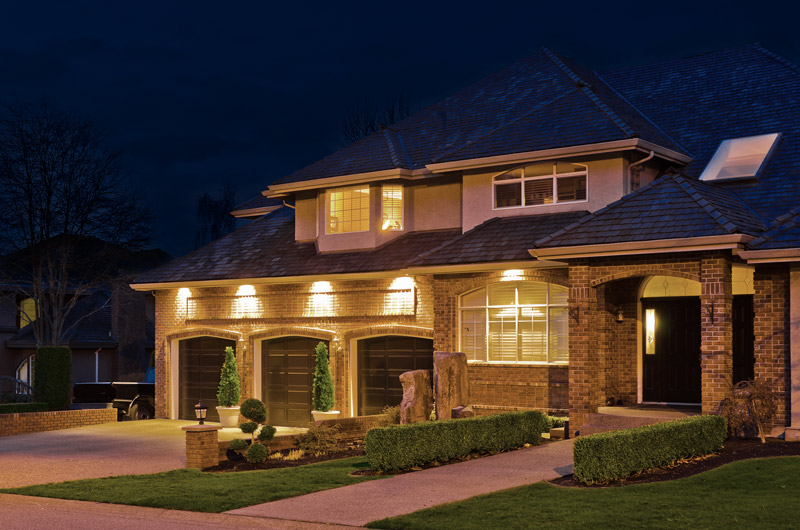 home exterior recessed led downlight g lux series