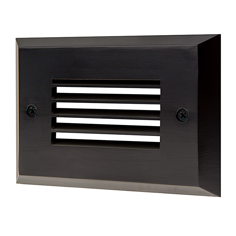 Face plate for rectangular led step light open window or rectangular trim for accent light aloadofball Image collections