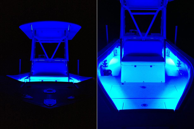 boat jet ski led lighting kit multi strip remote. Black Bedroom Furniture Sets. Home Design Ideas