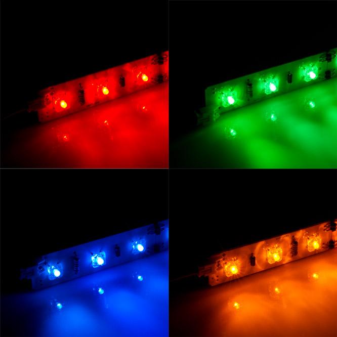 Lb2 x12 di series led light bar pcb light bars ready made rigid led light bar color options red green blue yellow rigid led light bar color options red green blue yellow aloadofball Image collections