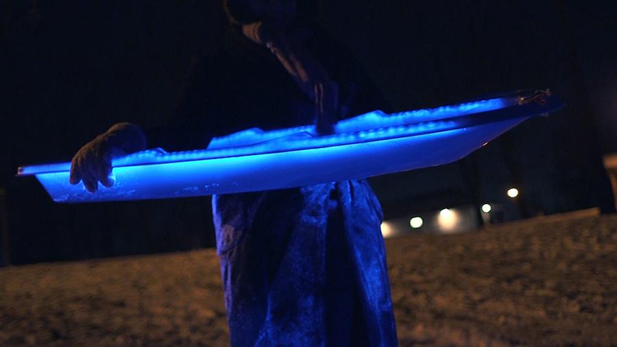 Outdoor LED Strip Lights Weatherproof 12V LED Tape Light