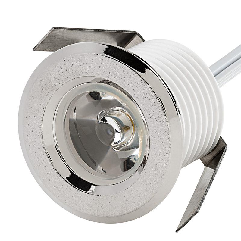 Recessed Mini Led Lighting : Led mini recessed lights watt round