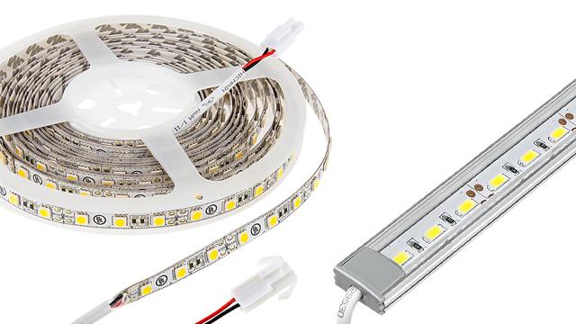Led strip lights led bars super bright leds aloadofball Image collections