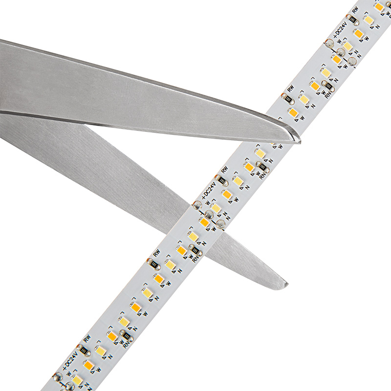 Tunable white led strip light kit color temperature changing 24v tunable white led strip light kit color temperature changing 24v led tape light 511 lumensft aloadofball Image collections