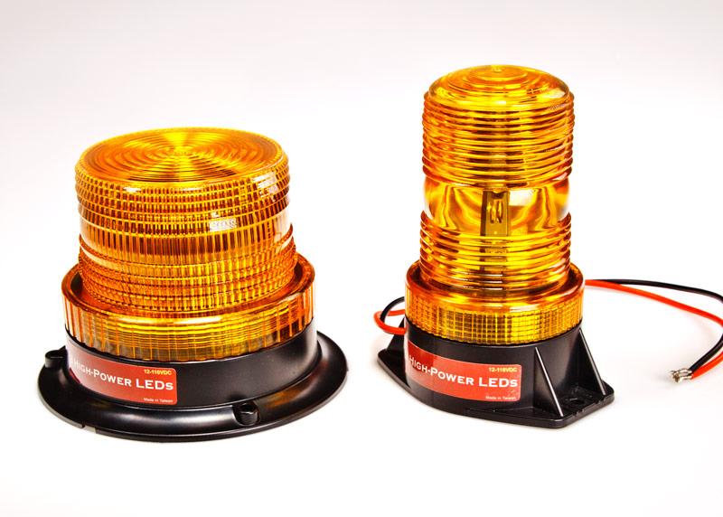 Universal Low Profile LED Strobe Light Beacon
