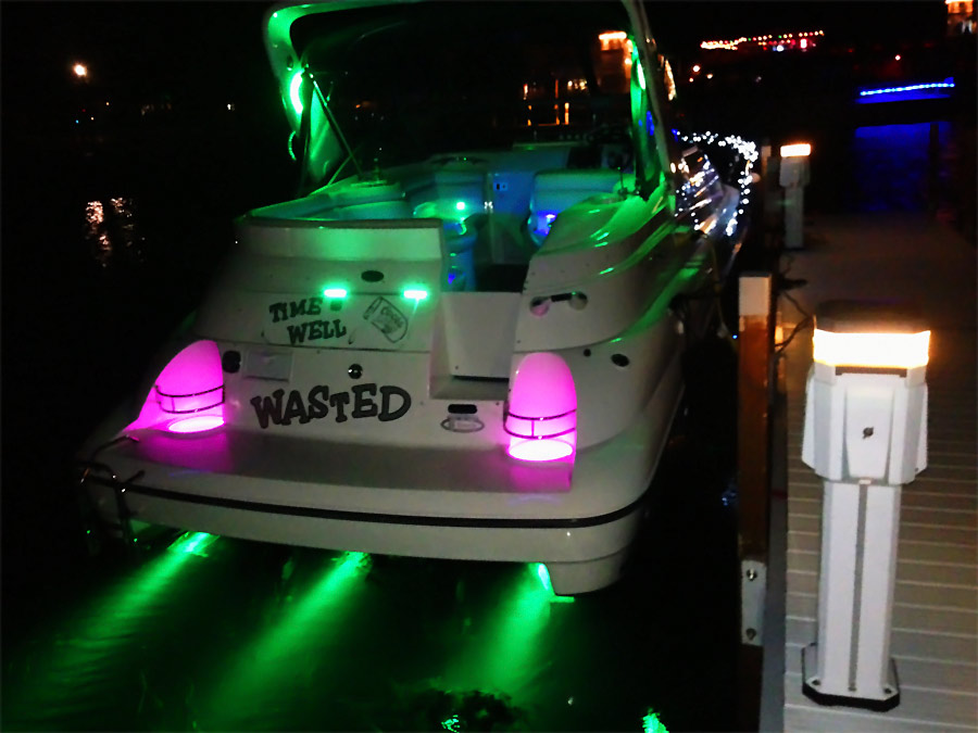 Image result for led boat lights