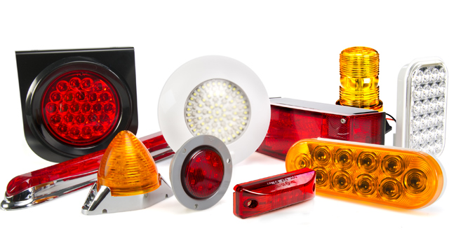 LED Truck and Trailer Lights