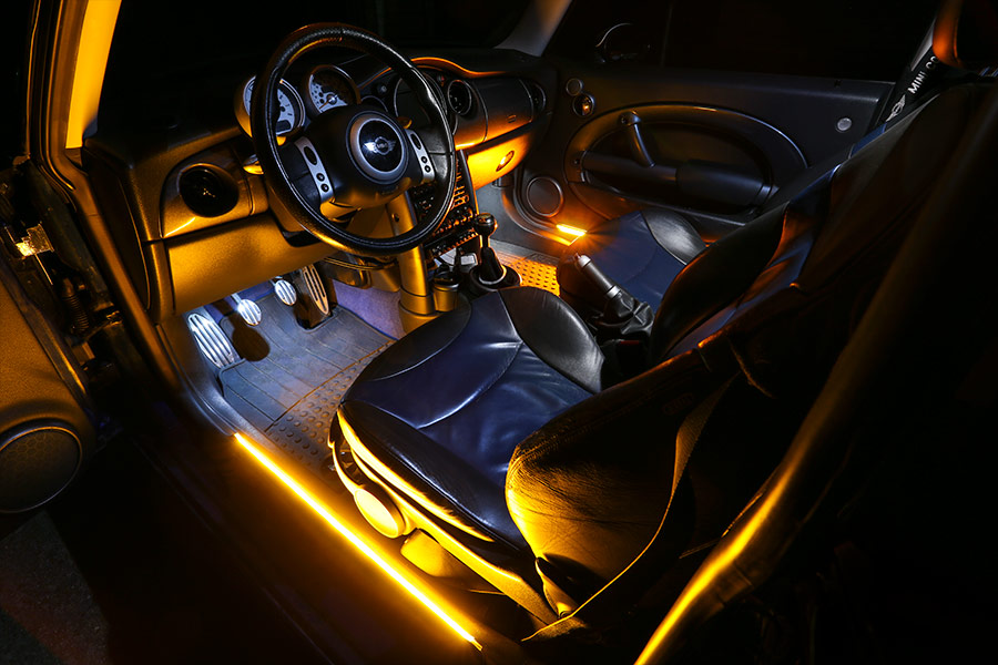 Led String Lights For Cars : LED Tube Lights - Super Flexible Neon LED Rope Lights - 280 Lumens LED Light Tubes LED ...