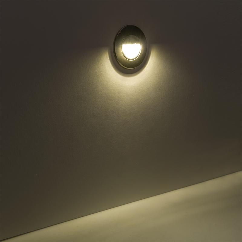 Lighting Basement Washroom Stairs: LED Vehicle Accent Lights