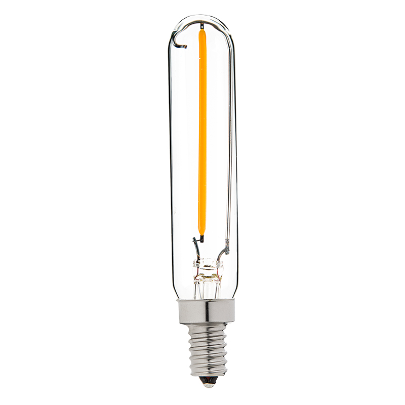T6 Led Filament Bulb 10 Watt Equivalent Candelabra Led Bulb Radio Style Dimmable 106