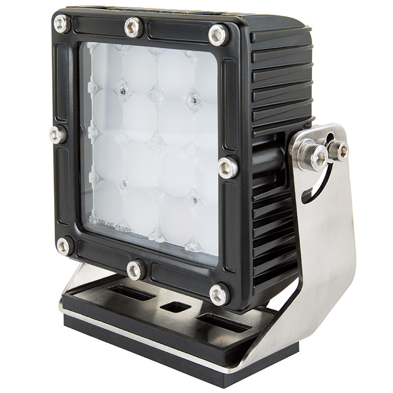 Heavy-Duty LED Work Light W/ Extreme Vibration Resistant