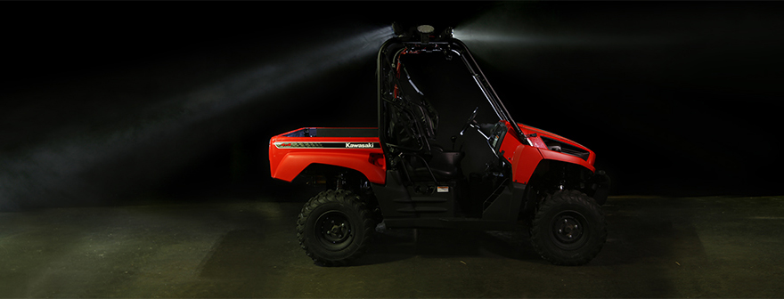 9 off road led light bar 54w 3780 lumens led light bars 9 heavy duty off road led light bar on utv mozeypictures Choice Image