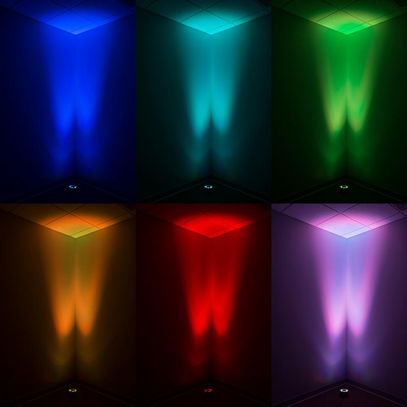Led pond light fountain light single color or color for Pond lights