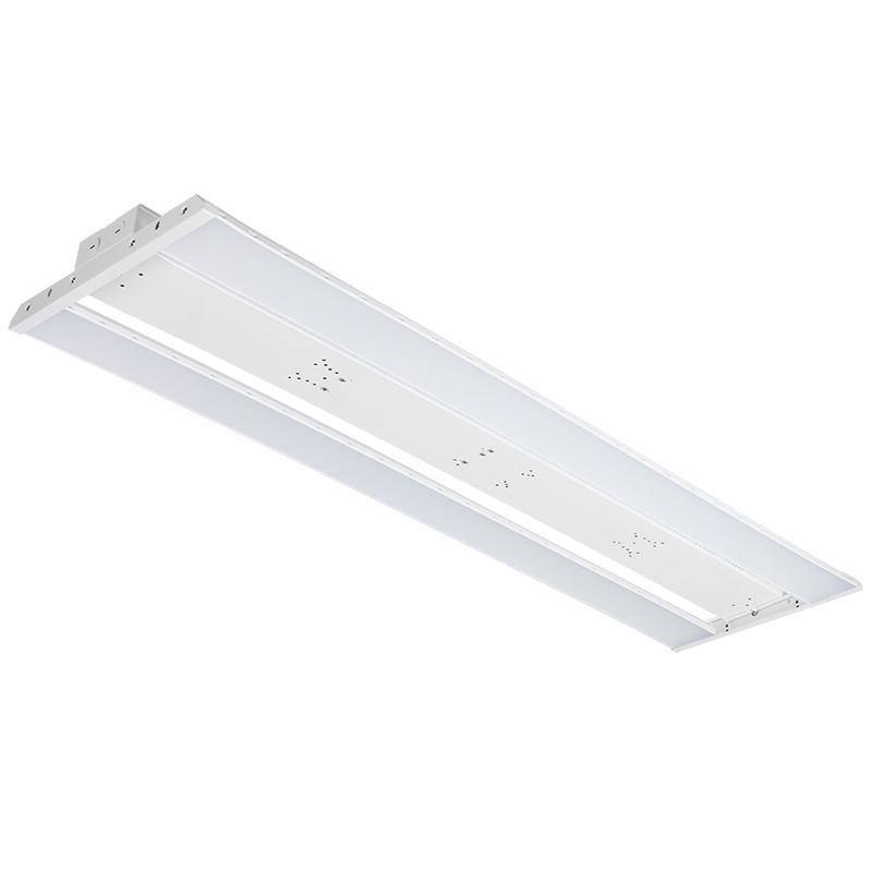 4 Lamps T5 Ho High Low Bay Light Fixture Shop Warehouse: 100W LED Linear High Bay Light