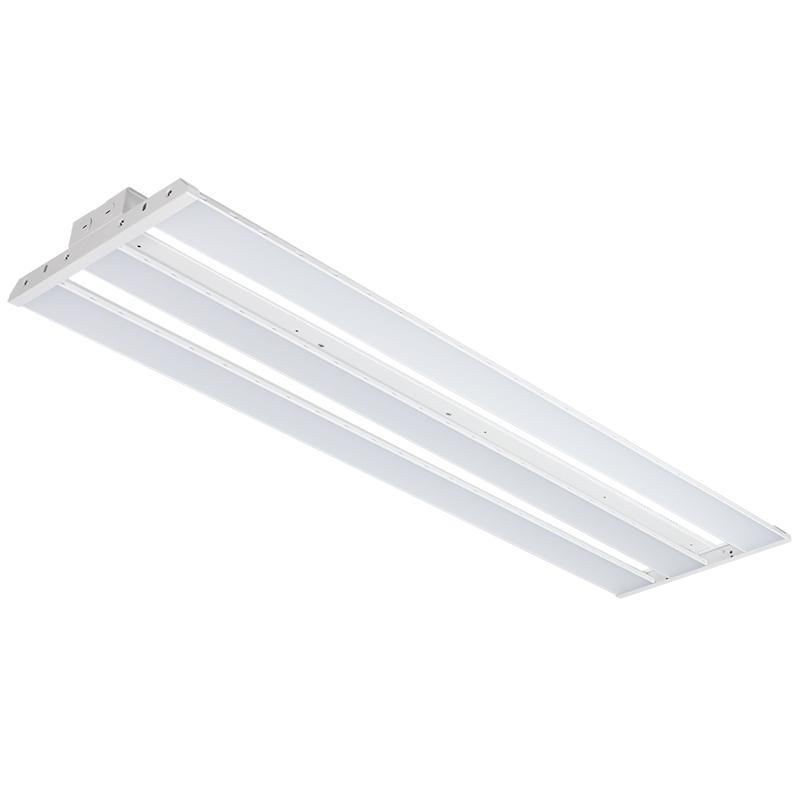 4 Lamp T5 High Low Bay Light Fixture Four Bulb Shop: 150W LED Linear High Bay Light