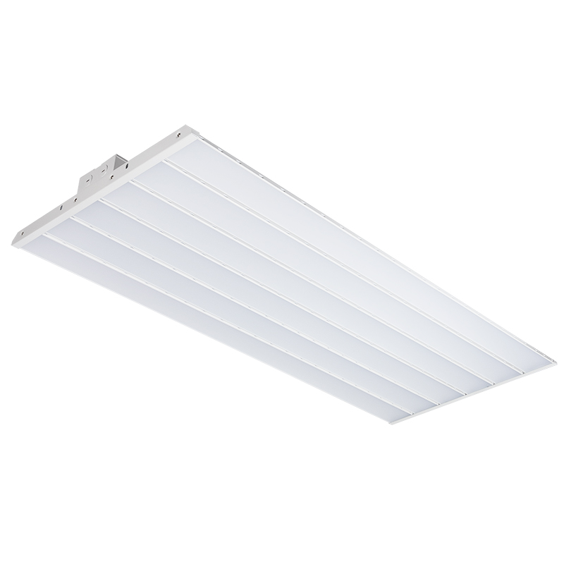 4 Bulb Lamp T8 Led High Bay Warehouse Shop Garage: 300W LED Linear High Bay Light