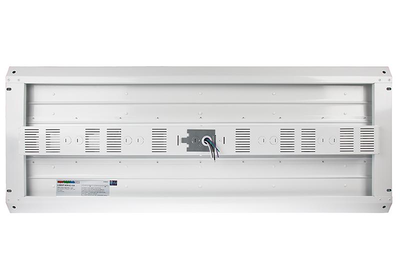 320W LED Linear High Bay Light - 41,600 Lumens - 4' - 1,000W MH Equivalent  - 5000K/4000K