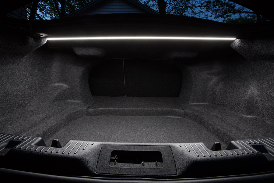 LED Linear Light Bar Fixture - 383 Lumens | Aluminum Light Bar ...