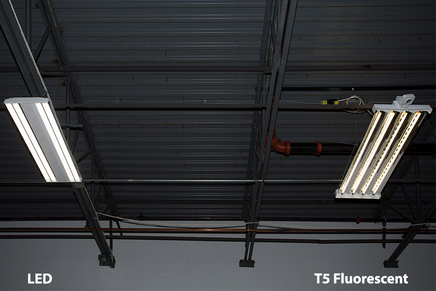 200w Linear Led High Bay Light Fixture Troffer Style Led