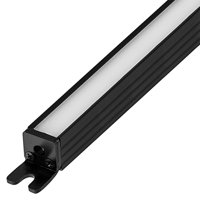 Linear Led Light Bar Fixture 360 Lumens Aluminum Light