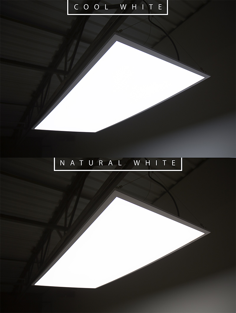 Led Panel Light 2x4 7 000 Lumens 72w Dimmable Even