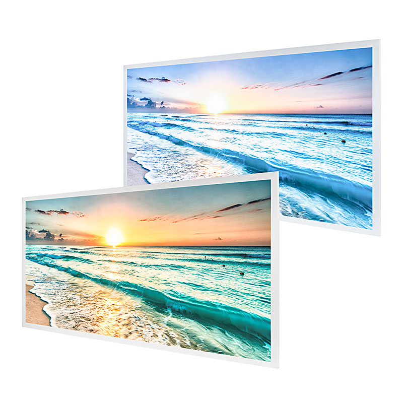 Tunable White LED Light Box Panels