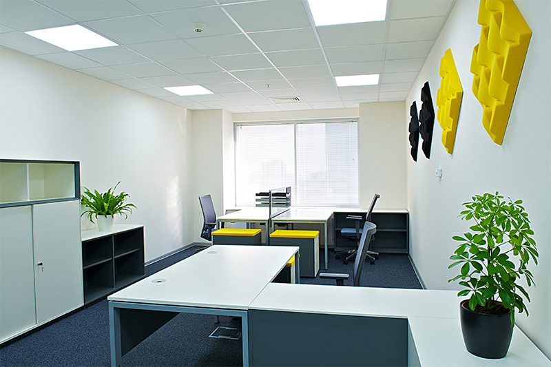 Led Panel Light 2x2 4 000 Lumens 40w Dimmable Even