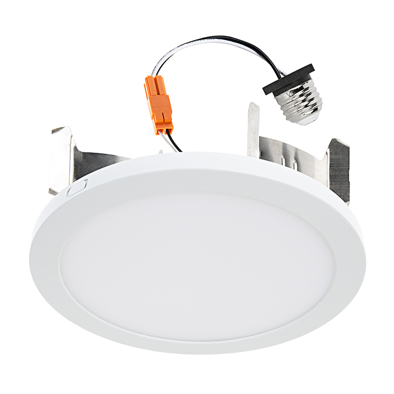 7 Slim Led Downlight For 4 5 Or 6 Cans Retrofit