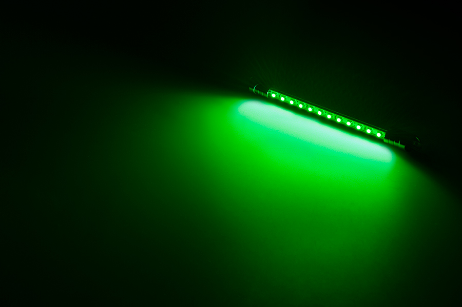 Green Lighting Led Lightingdesign