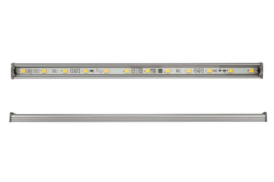 led linear light bar fixture rigid led linear light bars led strip. Black Bedroom Furniture Sets. Home Design Ideas