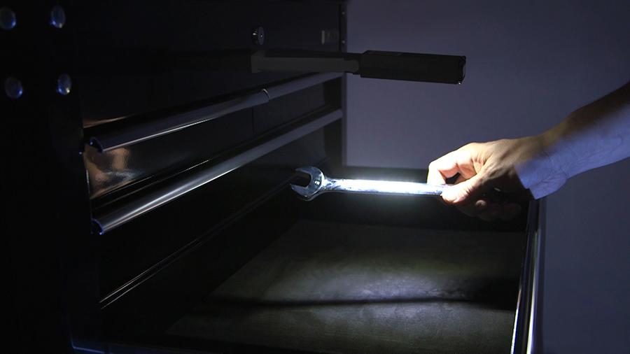 Led Light Bench : Workbrite led work light nebo flashlight super bright leds
