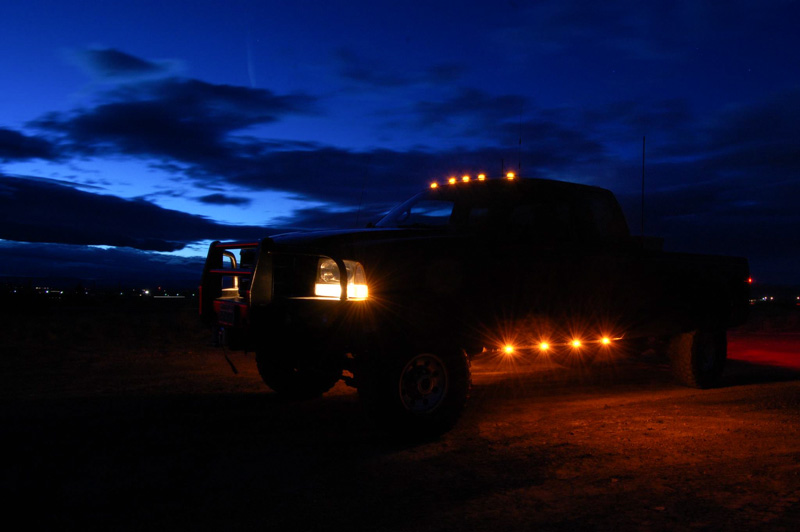 cab ford powerstroke home remodel intended lighting forum lights idea diesel light installed clearance your for