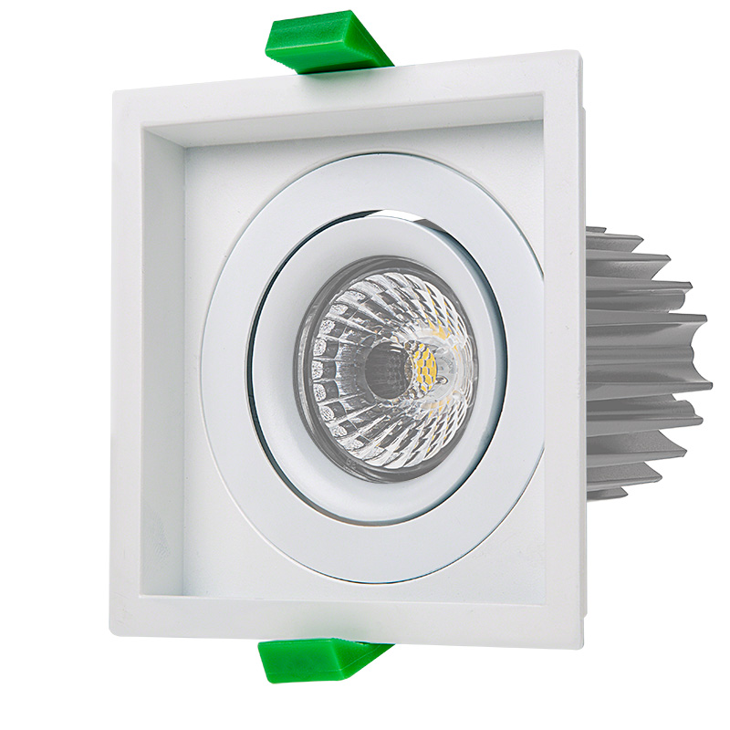 Recessed Ceiling Lighting Options : Modular downlight trim options for rlfm series led